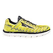 Mens Altra One V3 Running Shoe - Lime 11