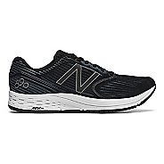 Mens New Balance 890v6 Running Shoe - Black/White 12.5