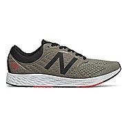 Mens New Balance Fresh Foam Zante v4 Running Shoe - Military Grey 10.5