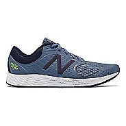 Mens New Balance Fresh Foam Zante v4 Running Shoe - Porcelain Blue 10