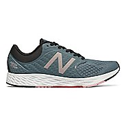 Womens New Balance Fresh Foam Zante v4 Running Shoe - Porcelain Blue 9