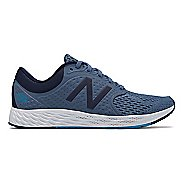 Womens New Balance Fresh Foam Zante v4 Running Shoe - Porcelain Blue 9