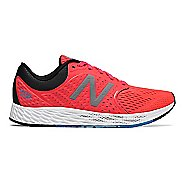 Womens New Balance Fresh Foam Zante v4 Running Shoe - Coral 10.5