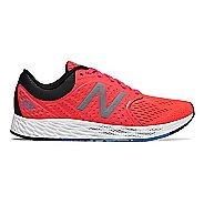 Womens New Balance Fresh Foam Zante v4 Running Shoe - Black/Silver 12