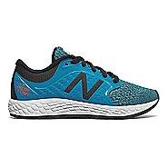 Kids New Balance Fresh Foam Zante v4 Running Shoe - Blue/Black 3.5Y
