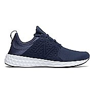 Mens New Balance Fresh Foam Cruz v1 Retro Hoody Casual Shoe - Indigo 10.5