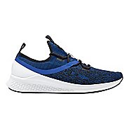 Mens New Balance Fresh Foam Lazr v1 Sport Running Shoe - Royal/Black/White 10