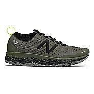 Mens New Balance Fresh Foam Hierro v3 Trail Running Shoe - Military Green 7