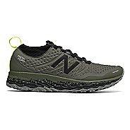 Mens New Balance Fresh Foam Hierro v3 Trail Running Shoe - Dynomite/Black 8.5