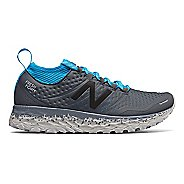 Womens New Balance Fresh Foam Hierro v3 Trail Running Shoe - Grey/Blue 10