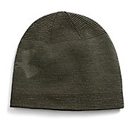 Mens Under Armour Billboard Beanie 2.0 Headwear - Artillery Green