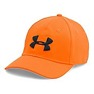 Mens Under Armour Camo Cap 2.0 Headwear