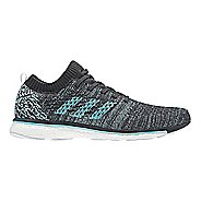 Mens adidas adizero Primeknit Parley Running Shoe - Grey/Aqua 8.5