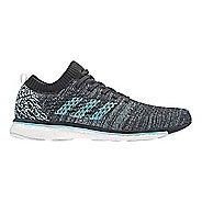 Mens adidas adizero Primeknit Parley Running Shoe - Grey/Aqua 9.5