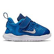 Kids Nike Free RN 2018 Running Shoe - Blue 9C