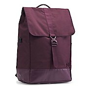 Womens Under Armour Downtown Pack Bags - Raisin Red