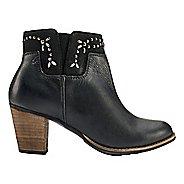 Womens OluKai Ho'ohilu Casual Shoe - Black/Black 11