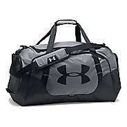 Under Armour Undeniable 3.0 Medium Duffle Bags - Black/Black