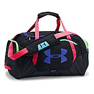 Under Armour Undeniable 3.0 Small Duffle Bags - Black/Turquoise