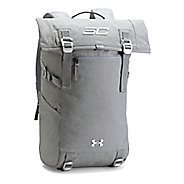 Under Armour SC30 Signature Rolltop Backpack Bags - Grey Area Heather