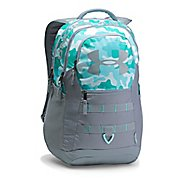 Under Armour Big Logo 5.0 Backpack Bags - Blue Infinity/Steel