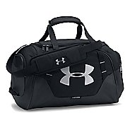 Under Armour Undeniable 3.0 Extra Small Duffle Bags - Black/Black/Silver