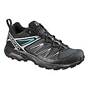 Mens Salomon X Ultra 3 Hiking Shoe - Black 8
