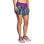 "Womens Brooks Chaser 5"" Short Lined Shorts"