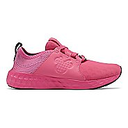 Kids New Balance Fresh Foam Cruz Disney Minnie Pack Running Shoe - Pink 2Y