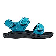 OluKai Pahu Sandals Shoe - Marine/Trench Blue 13C/1Y