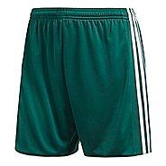 Womens adidas Tastigo 17 Unlined Shorts - Green/White L