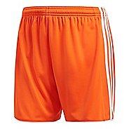 Womens adidas Tastigo 17 Unlined Shorts - Orange/White S