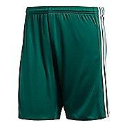 Mens adidas Tastigo 15 Unlined Shorts - Green/White M