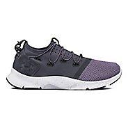 Womens Under Armour UA Drift 2 Running Shoe - Stealth Grey/Rose 7.5
