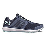 Womens Under Armour Fuse FST Running Shoe - Apollo Grey 10