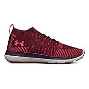 Womens Under Armour Slingflex Rise Running Shoe - Merlot/Red 10.5