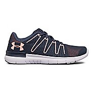Womens Under Armour Thrill 3 Running Shoe - Apollo Grey/White 10.5