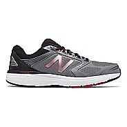 Mens New Balance 560v7 Running Shoe - Silver/Black 11.5