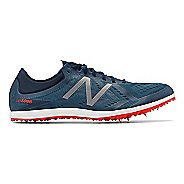 Mens New Balance LD5Kv5 Track and Field Shoe - Flame/Silver 9.5