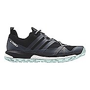 Womens adidas Terrex Agravic Trail Running Shoe - Black/Grey 10.5