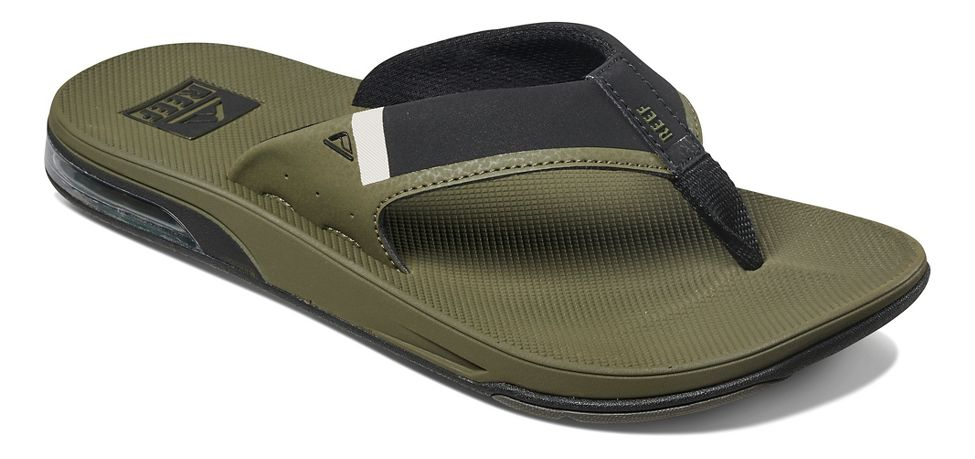 5979185cd736 Mens Reef Fanning Low Sandals Shoe at Road Runner Sports