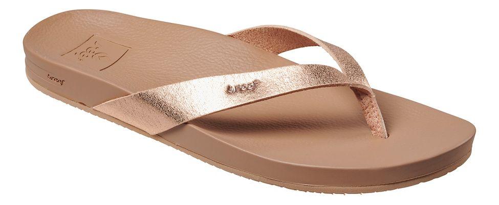 ee22341727da Womens Reef Cushion Bounce Court Sandals Shoe at Road Runner Sports