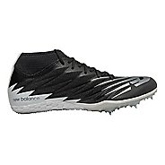 Mens New Balance SD100v2 Track and Field Shoe - Black/White 6.5