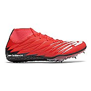 Mens New Balance SD100v2 Track and Field Shoe - Flame/Black 9.5
