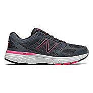Womens New Balance 560v7 Running Shoe - Thunder/Black 6.5