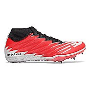 Womens New Balance SD100v2 Track and Field Shoe - Guava/Black 6