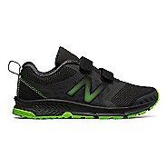 New Balance Nitrel v3 Trail Running Shoe - Black/Lime 5Y