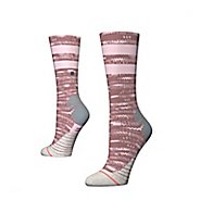 Womens Stance Distance Run Crew Socks