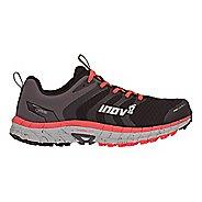 Womens Inov-8 Parkclaw 275 GTX Trail Running Shoe - Black/Coral 7