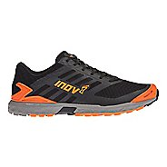 Mens Inov-8 Trailroc 285 Trail Running Shoe - Black/Orange 13